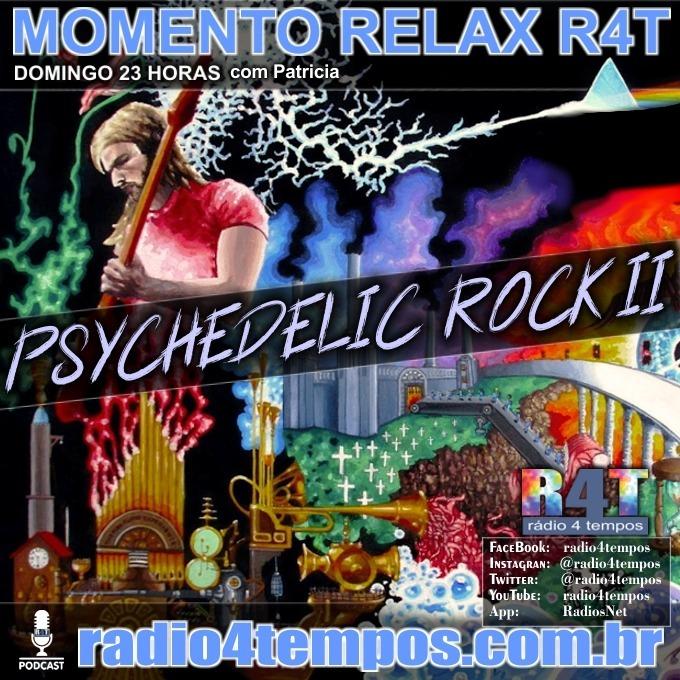 Rádio 4 Tempos - Momento Relax 162:Patricia Mosna