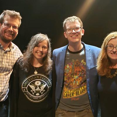 Hank and John Green Event