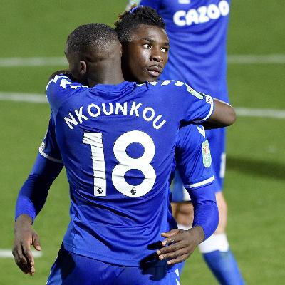 Royal Blue: Pickford, Nkounkou, Gordon and Carlo's ultimatum to his free-scoring strikers