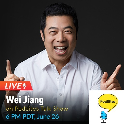 Podbites Interview With Wei Jiang