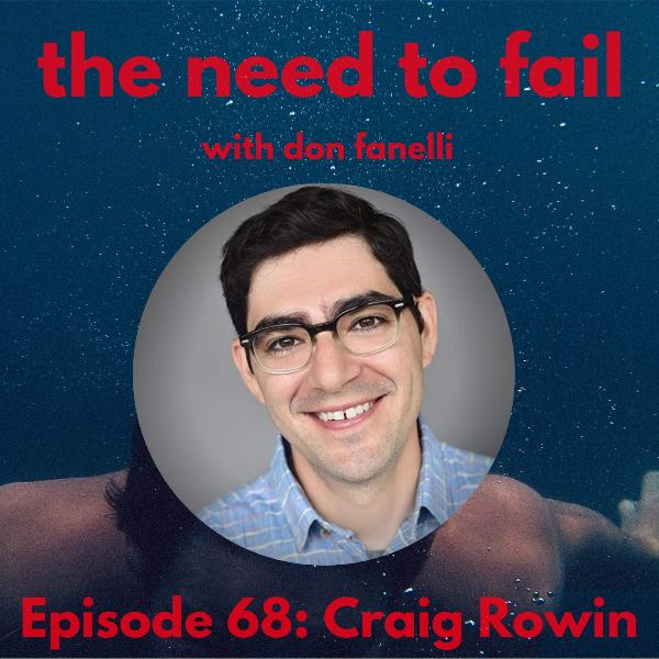 Episode 68: Craig Rowin