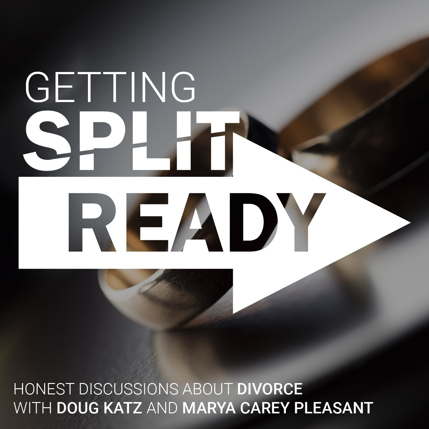 Getting Split Ready Episode 6: Moving On By Letting Go - Organizing You Post-Divorce Life