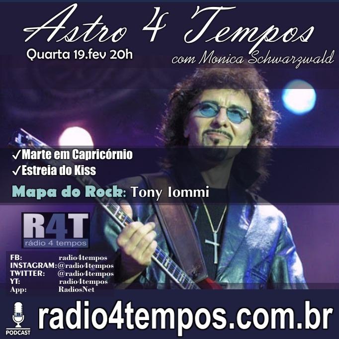 Rádio 4 Tempos - Astro 4 Tempos 33:Rádio 4 Tempos