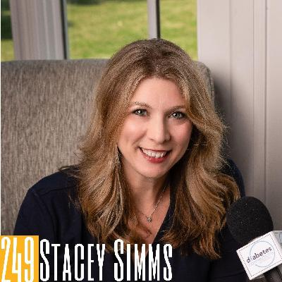 249 Stacey Simms - Don't Be Afraid to Sound Awkward