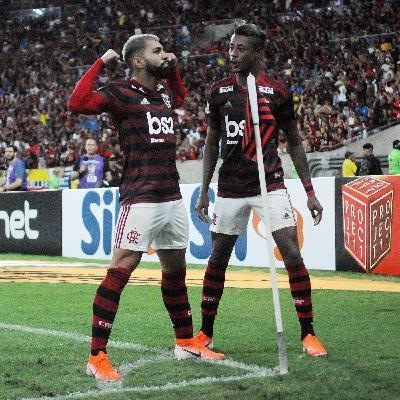 GE Flamengo #27 - Talento, coração e números: qual é o melhor atacante que você viu no Rubro-Negro?