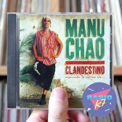 """Manu Chao """"Clandestino"""" (1998) efface les frontières entre l'Europe et l'Amérique Latine"""
