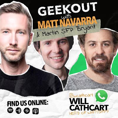 14. WhatsApp's Will Cathcart on the battle for encryption, and future of messaging