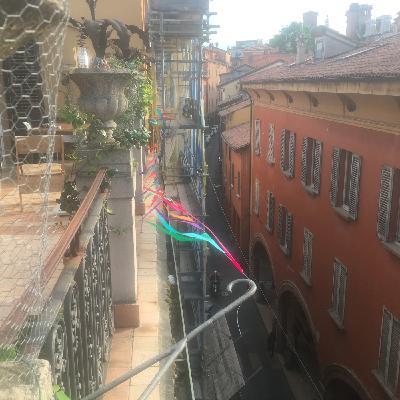 Fuori.Dalla mia finestra #33 - Massimo Carozzi - 010520 - Bologna - 00.30 AM