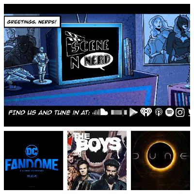 GVN Presents: Scene N Nerd - The Boys at FanDome