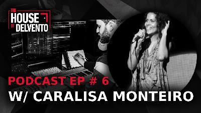 #6 - Caralisa Monteiro