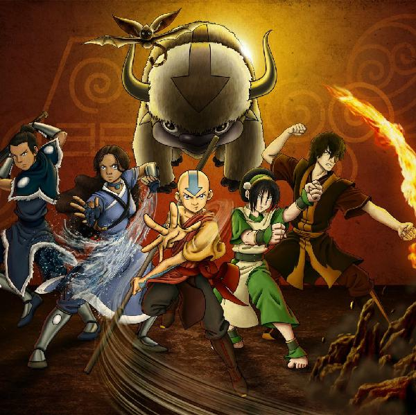 Avatar: The Last Airbender...a Netflix series?!