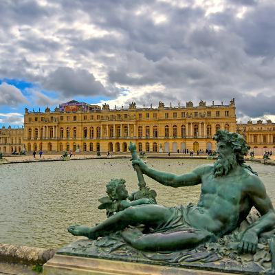Versalles, un día en la corte de Luis XIV, el Rey Sol