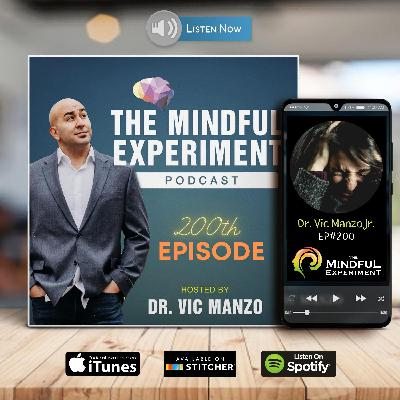 EP#200 -Why Do Some Experience Anxiety, Fear and Worry?