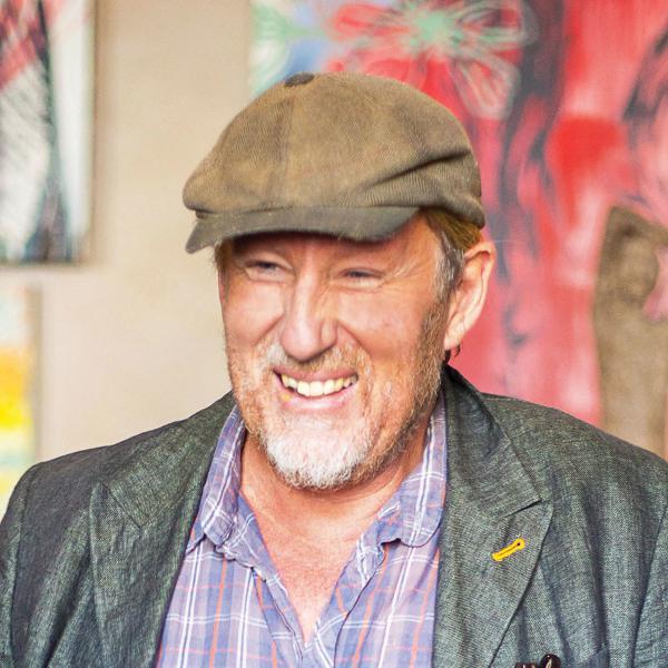 TDF Talks With Artist David Bromley