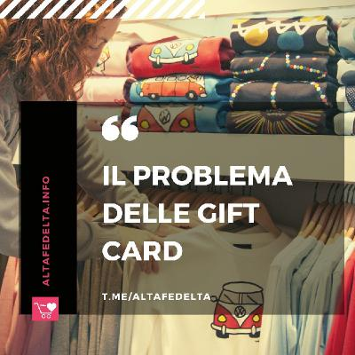 Il Problema Delle Gift Card