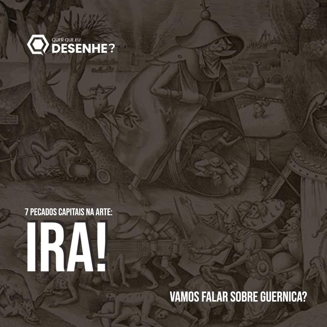 Ep #25 - IRA! - A história por trás de Guernica