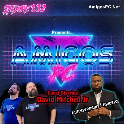 132. David Mitchell Jr discussions of Dogecoin Safemoon Futures