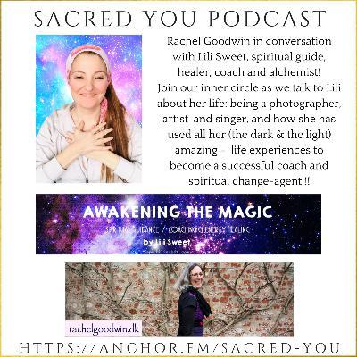 E26 - Who is Lili Sweet - Spiritual guide!!