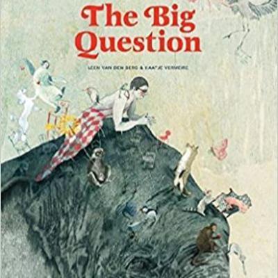 The Big Question by Leen Van Den Berg
