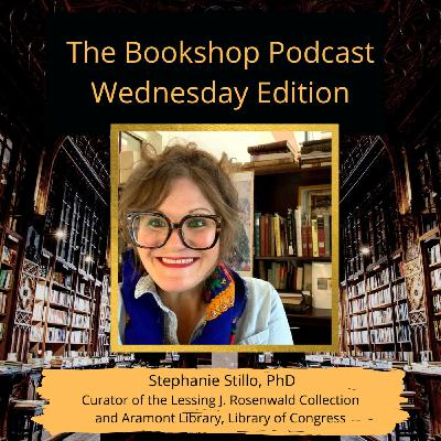 The Aramont Library: Stephanie Stillo Interview