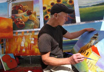 Wicked Rhody: (10/11/19 – 10/13/19) – Scituate Art Festival