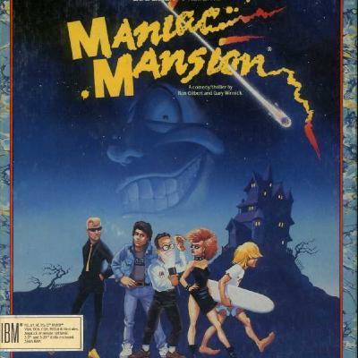 Maniac Mansion (Weird Science)