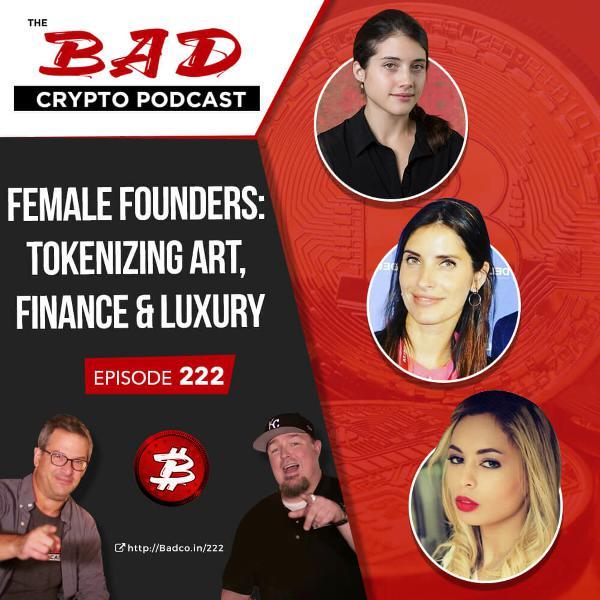Female Founders: Tokenizing Art, Finance & Luxury