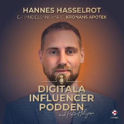 64. Hur man fördubblar sina intäkter med SEO och Google-optimering | Hannes Hasselrot, e-handelsansvarig på Kronans Apotek.