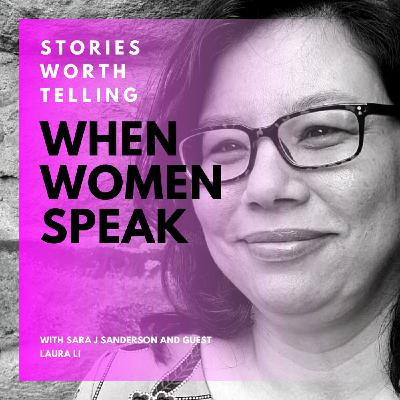 Silence Speaks (and it's telling you what's possible) with guest Laura Li