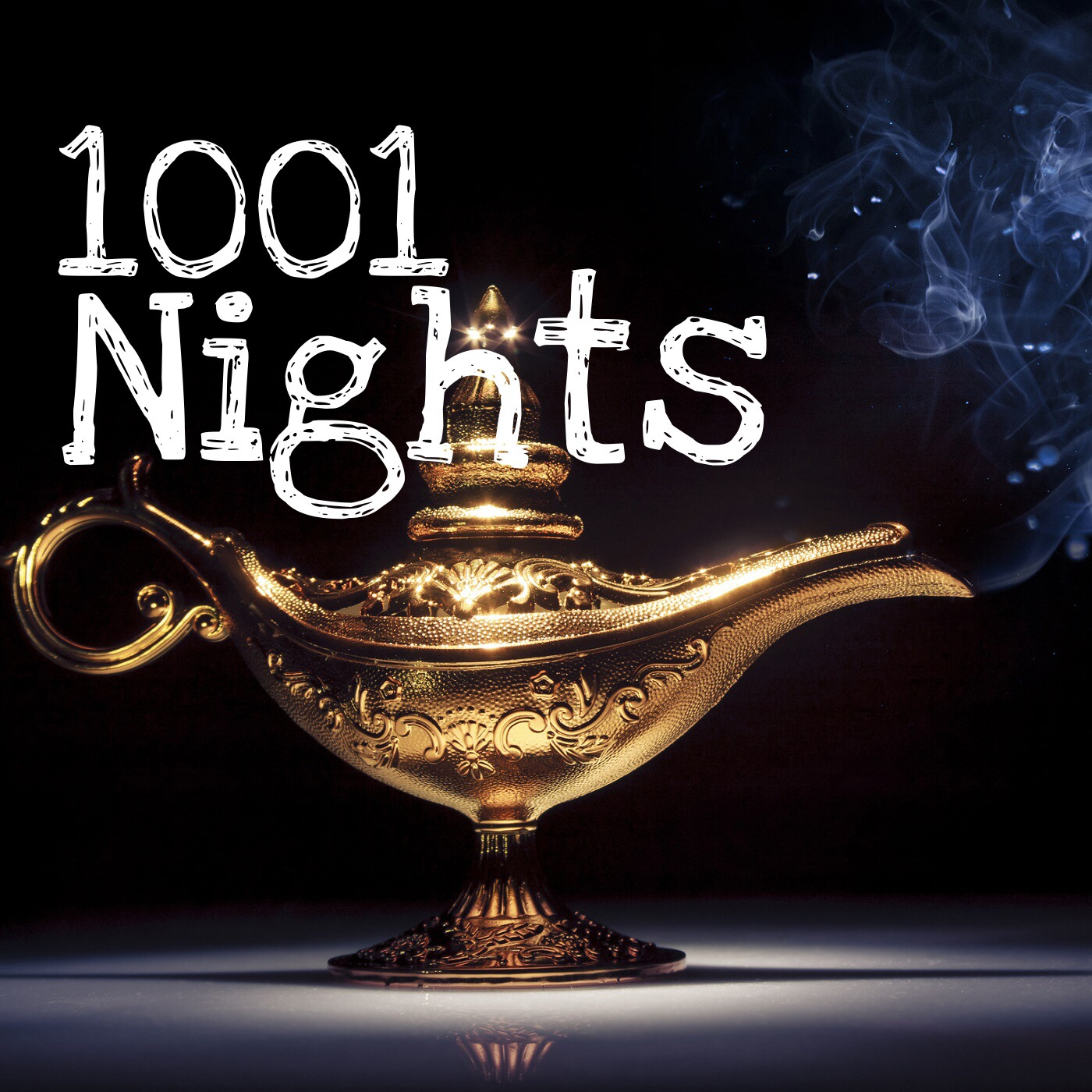 1001 Nights Ep. 2 - The Merchant and the Genie