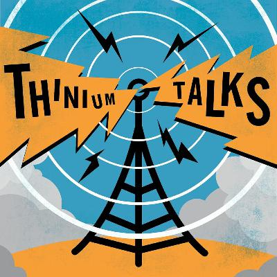 Thinium Talks #4 Rik van de Westelaken mét bonus; Rik interviewt host Roel Fooij