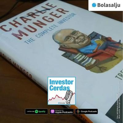 Resensi Charlie Munger: The Complete Investor