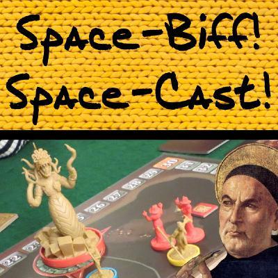 Space-Cast! #4. Big Box Games