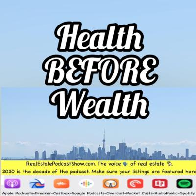 Episode 333: Health 🏃♀️ before wealth 💰