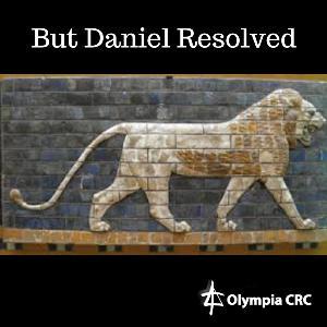 But Daniel Resolved (7): He Shut the Mouths of the Lions - Pastor Mark Van Haitsma