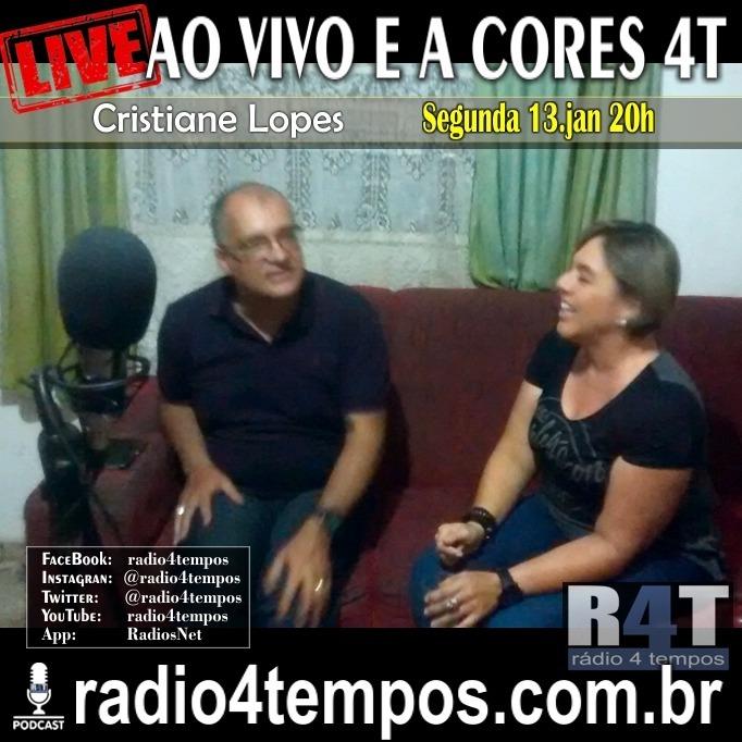 Rádio 4 Tempos - Ao Vivo E a Cores 67