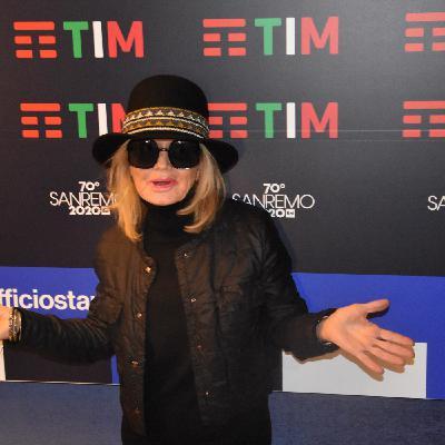 Sanremo 2020 - Intervista a Rita Pavone
