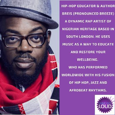Hip-Hop Educator Breis on Using Lyrics to Educate