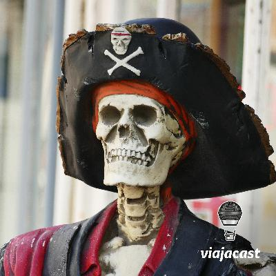 #74 Trabalhei em um navio pirata - Willy (mochilão por 24 países)