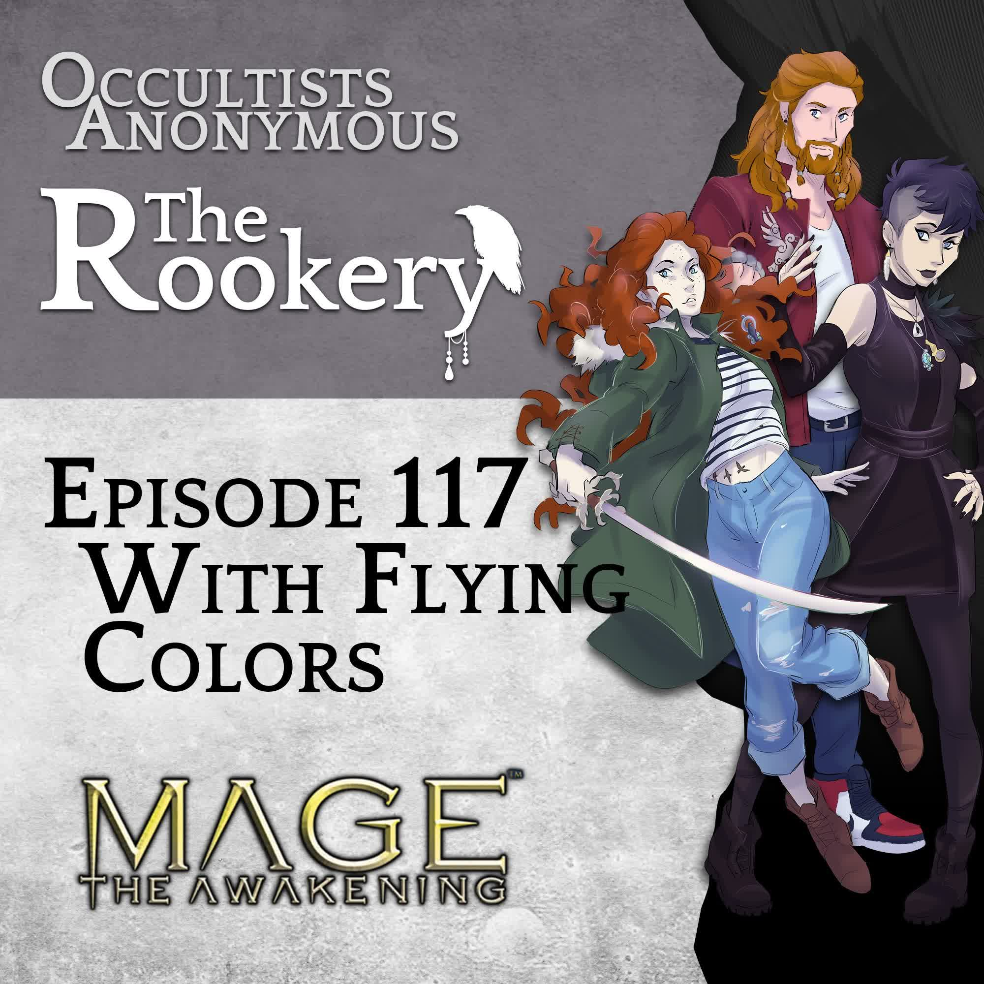 Episode 117: With Flying Colors