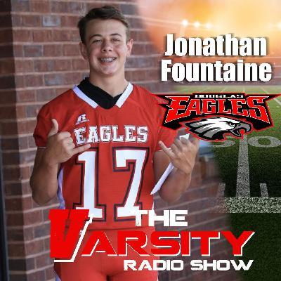 Douglas High School Football - Jonathan Fountaine