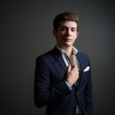 Brennen Bliss ~ Post Millennial MultiMillion Dollar Marketer, TeenTech Innovator!
