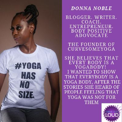 Yoga,Inclusivity & Finding Your Center