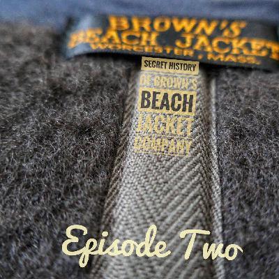 3.2a: Бич и Ярош. Часть I.  Тайная история Brown's Beach Jacket