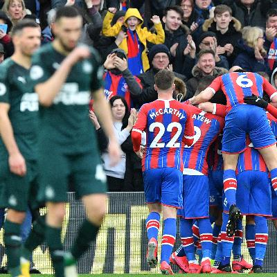 Crystal Palace 1-0 Newcastle: Relegation fears grow after another terrible performance