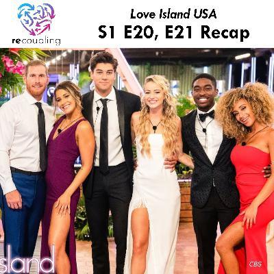 'Love Island' S1 E20 + E21 + Finale Recap