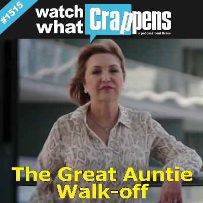 Family Karma: The Great Auntie Walk-Off