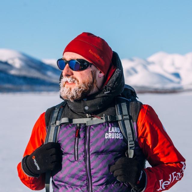 Автомобильная Арктика, зимние экспедиции и гонки с ледоколом | Богдан Булычев