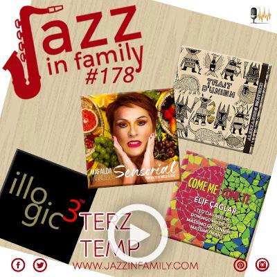 Scomunicare Jazz in Family!!!