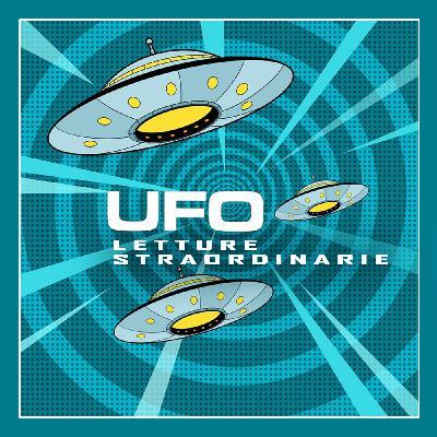 UFO Letture Straordinarie #25 - Svezia! - Anna Brännström - 27/05/2021